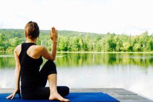 Yoga Urlaub Bayern - Am Tegernsee