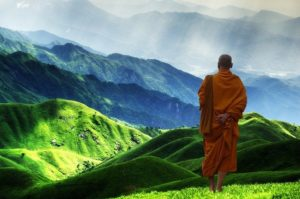 Auf der Indien Yoga Reise das Himalaya entdecken