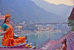Entdecken auf der Yoga Reise Indien