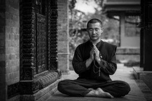 Vipassana Retreat - Meditation gehört dazu